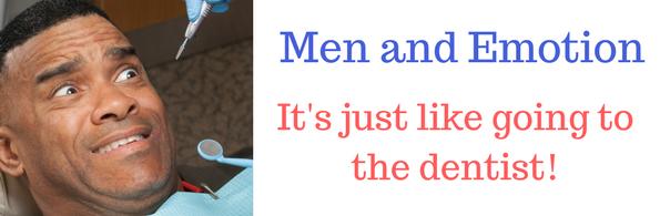 men and emotion