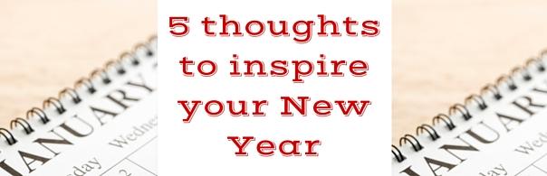 New Year inspiration